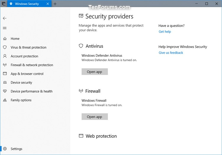 View Security Providers in Windows Security app in Windows 10-security_providers-3.jpg