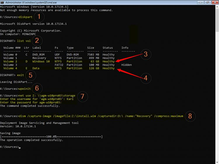 Factory recovery - Create a Custom Recovery Partition-capture-image.jpg
