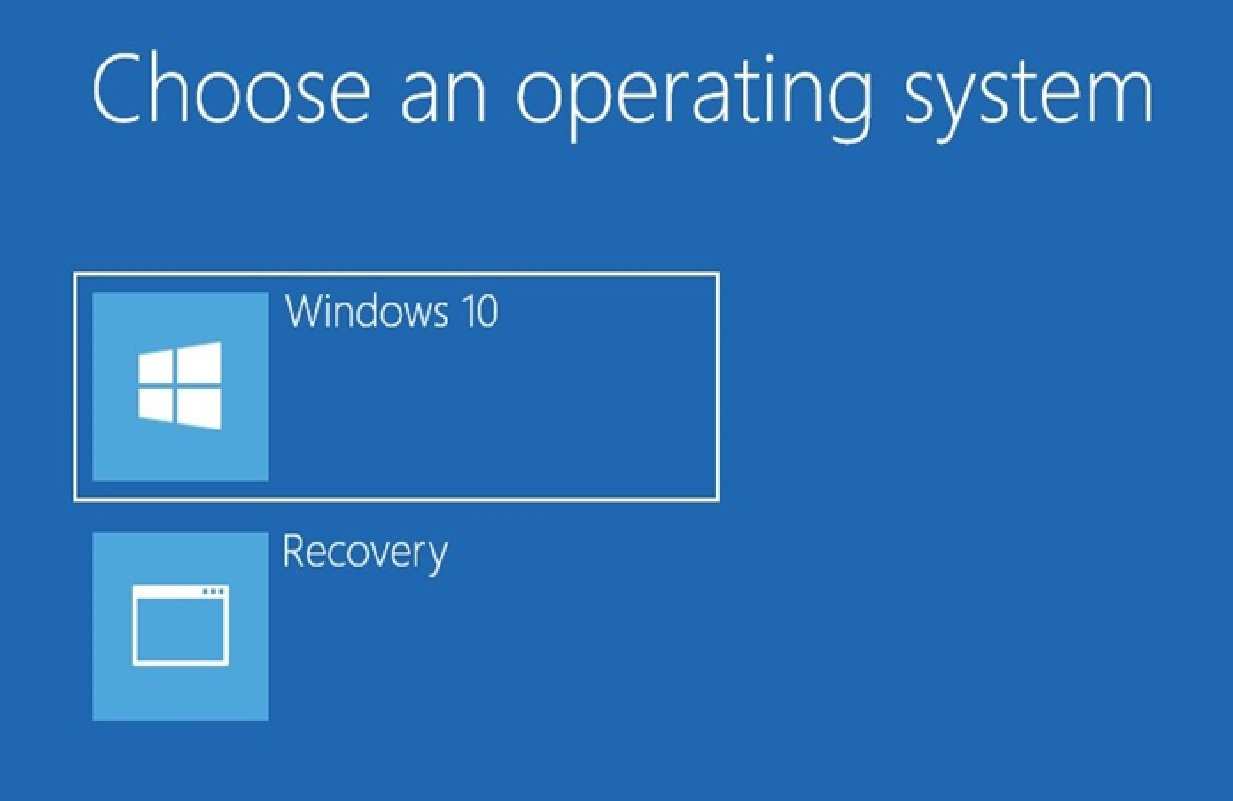 Factory recovery - Create a Custom Recovery Partition | Tutorials