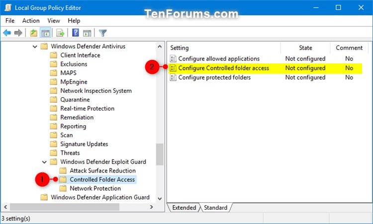 How to Enable or Disable Controlled Folder Access in Windows 10-controlled_folder_access_gpedit-1.jpg
