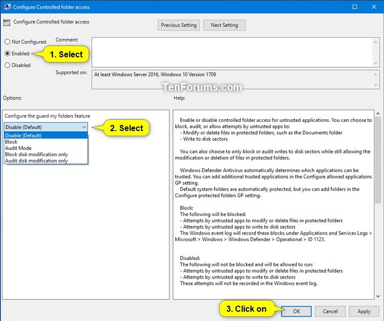 Name:  Controlled_folder_access_gpedit-2.jpg Views: 2415 Size:  99.6 KB
