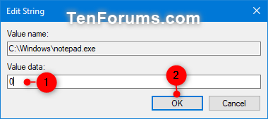 Name:  Windows_Defender_Controlled_folder_access_allowed_app_regedit-3.png Views: 2015 Size:  16.7 KB