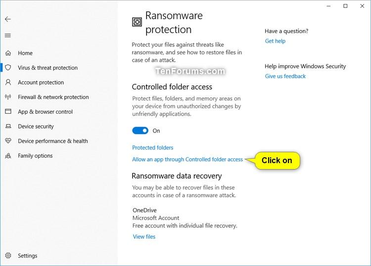 Name:  Windows_Defender_Controlled_folder_access-3.jpg Views: 1414 Size:  57.5 KB