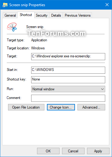 Create Screen Snip Shortcut in Windows 10-screen_snip_shortcut-5.png