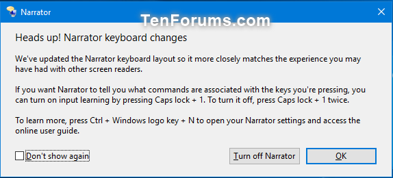 Name:  Heads_up_Narrator_keyboard_changes.png Views: 80 Size:  23.7 KB