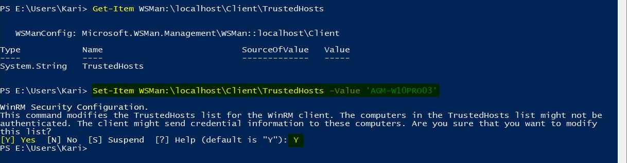 Windows Admin Center - Centrally manage all your Windows 10