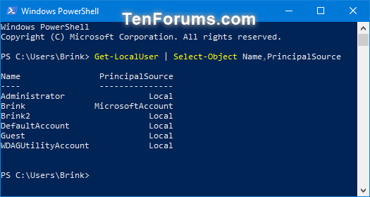 How to Tell if Local Account or Microsoft Account in Windows 10-account_type_powershell-1.png