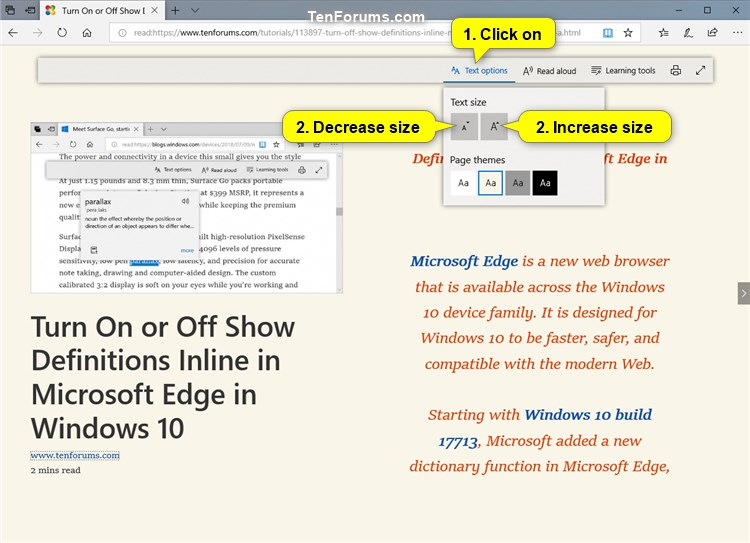 Change Text Size in Microsoft Edge Reading View in Windows 10-microsoft_edge_reading_view_text_size.jpg