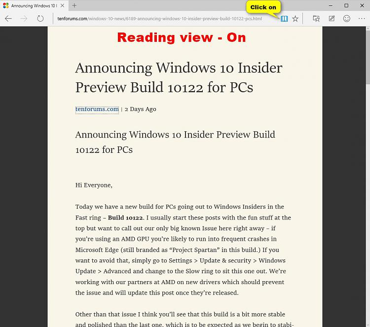 Click image for larger version.  Name:Microsoft_Edge_Reading_view-On.jpg Views:1183 Size:159.0 KB ID:19639