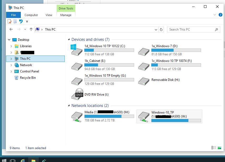 Add or Remove Folders from This PC in Windows 10 - Windows 10 ...