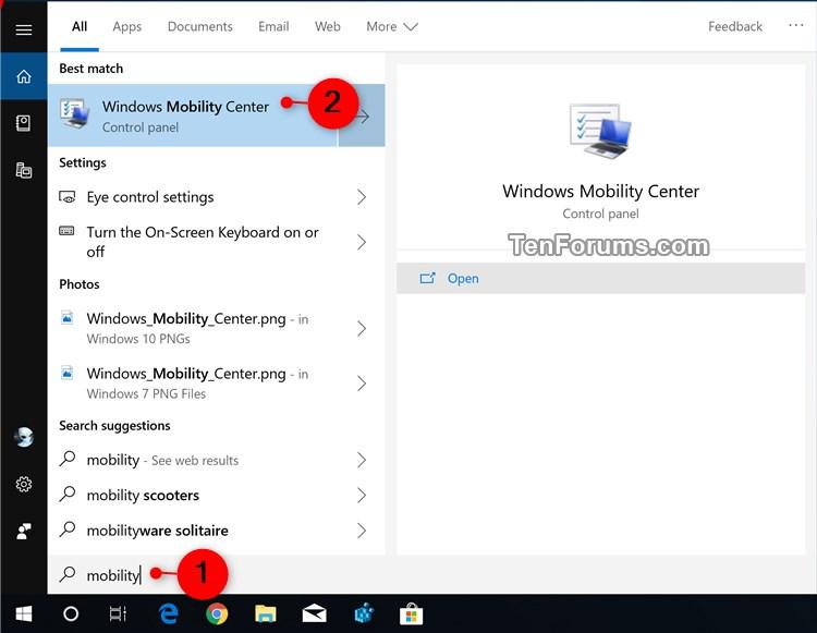 Name:  Mobility_Center_search.jpg Views: 141 Size:  59.8 KB