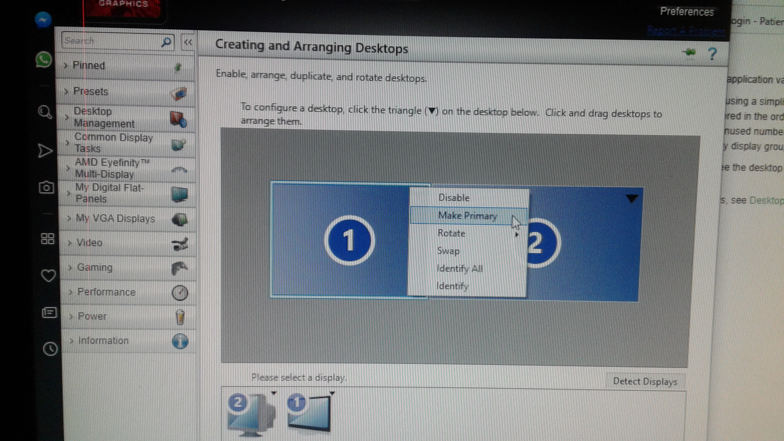 Change Main Display in Windows 10 - Page 3 -   Tutorials