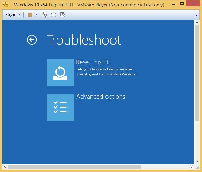 Refresh Windows 10 - Windows 10 Tutorials