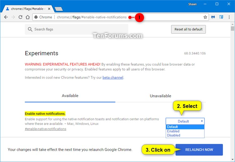 Name:  Chrome_native_notifications.jpg Views: 149 Size:  65.6 KB