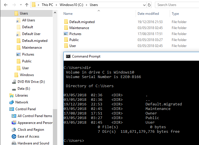 Name:  Tutorial - different names for same folder.PNG Views: 247 Size:  43.3 KB