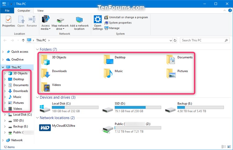 Name:  Folders_in_This_PC.jpg Views: 5763 Size:  71.3 KB