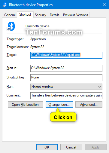 Change Send to Bluetooth Device Icon in Windows-send_to_bluetooth_device_icon-2.png
