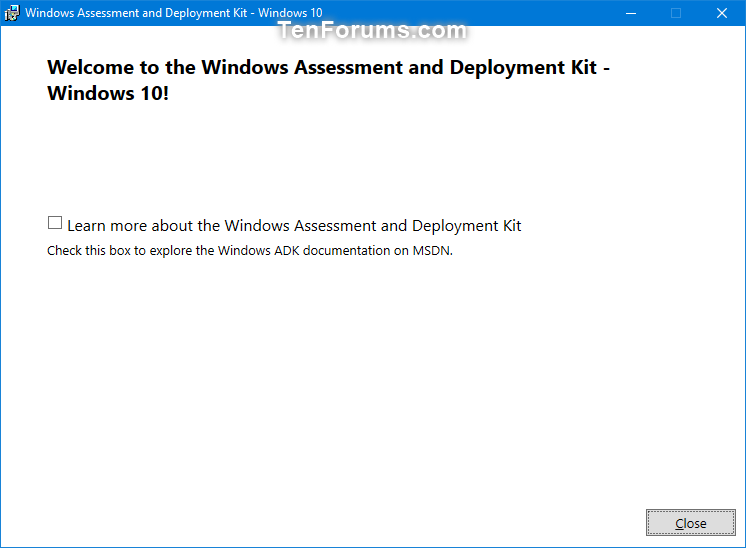 Name:  Install_Windows_Performance_Toolkit-6.png Views: 314 Size:  25.6 KB