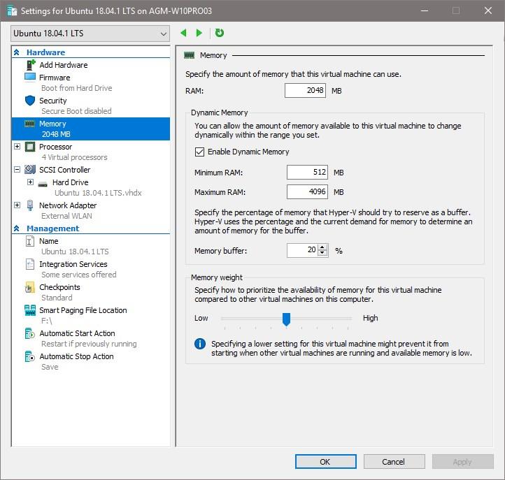 Hyper-V Quick Create - Setup Ubuntu Linux virtual machine-image.png