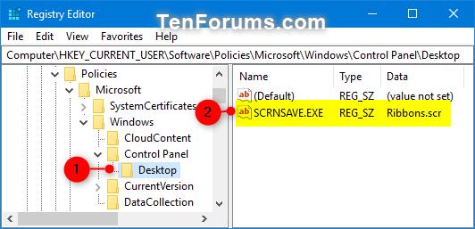 Name:  Specify_screen_saver_regedit-1.png Views: 217 Size:  30.3 KB