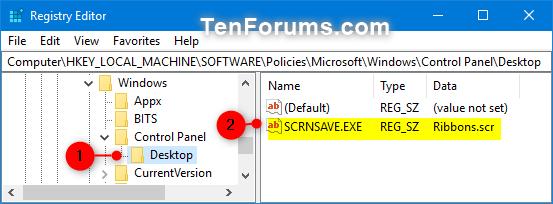 Name:  Specify_screen_saver_regedit-2.png Views: 216 Size:  26.9 KB