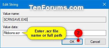 Name:  Specify_screen_saver_regedit-3.png Views: 215 Size:  18.3 KB