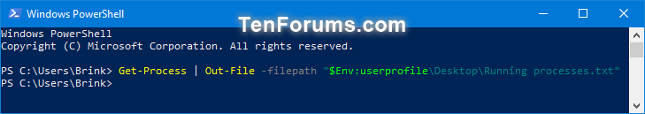 Name:  Running_processes_PowerShell.png Views: 323 Size:  17.6 KB
