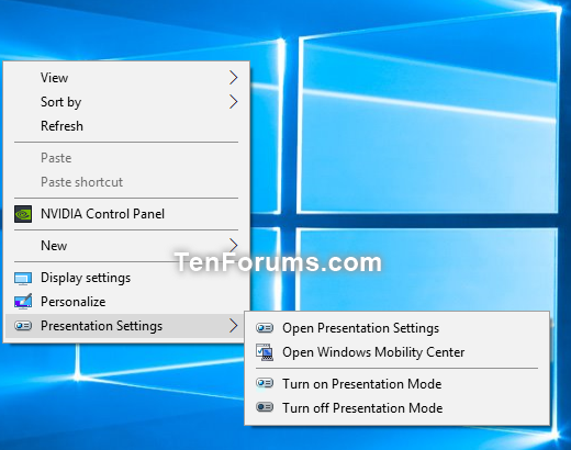 Add Presentation Settings to Desktop Context Menu in Windows-presentation_settings_context_menu.png