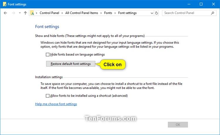 Restore Default Font Settings in Windows-restore_default_font_settings-1.jpg