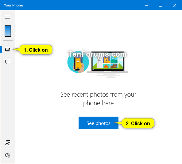 Turn On or Off Show Photos from Phone in Your Phone app on Windows 10-your_phone_see_photos.png