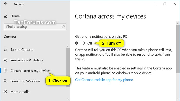 Turn On or Off Get Phone Notifications from Cortana in Windows 10-cortana_across_my_devices-off.jpg