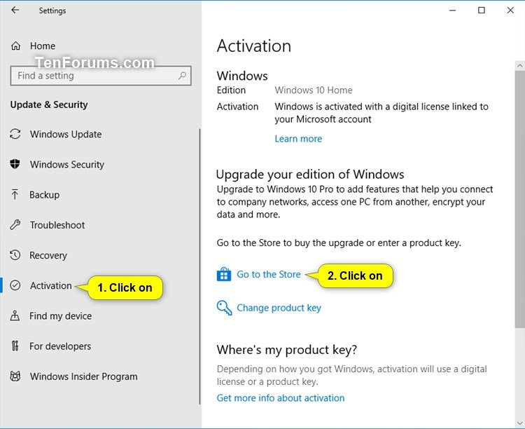 how to find windows 10 pro product key after upgrade