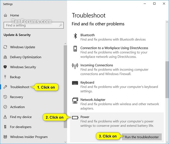 Optimize Battery Life on Windows 10 PC-troubleshoot_in_settings.jpg