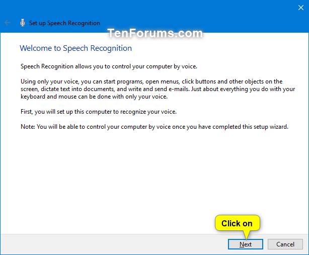 Set Up Speech Recognition in Windows 10-set_up_speech_recognition-2.png