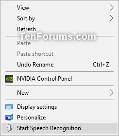 Name:  Start_Speech_Recognition_context_menu.png Views: 53 Size:  11.1 KB