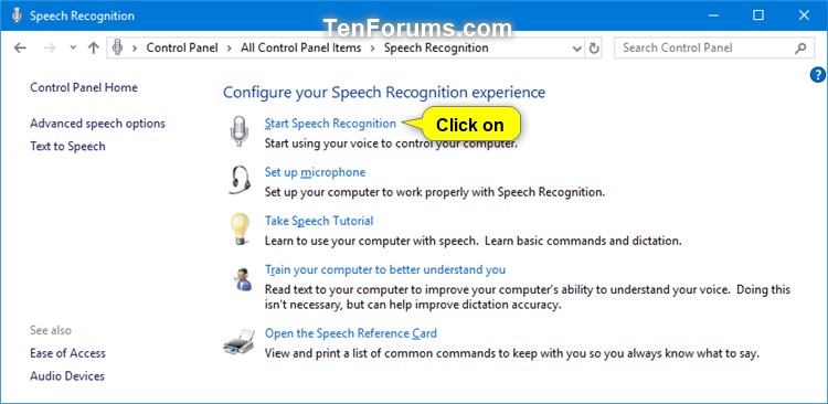 Start Speech Recognition in Windows 10-start_speech_recognition_control_panel.jpg