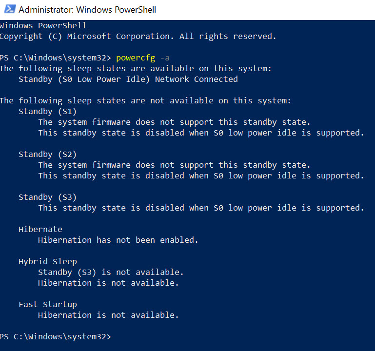 Restore Missing Default Power Plans in Windows 10 - Page 4