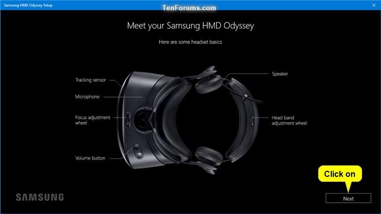 Set Up Windows Mixed Reality Headset in Windows 10 | Tutorials