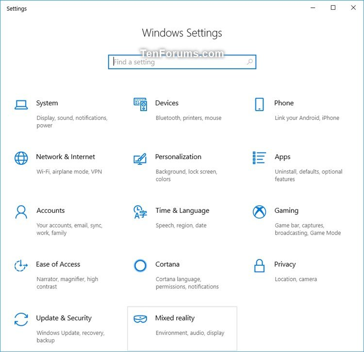 Uninstall and Reset Windows Mixed Reality in Windows 10-reset_windows_mixed_reality-4.jpg