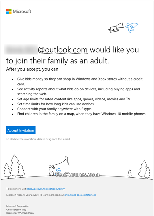 Add or Remove Adult Member for Microsoft Family Group in Windows 10-add_adult_family_member_email_invitation.png