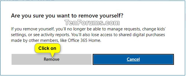 Add or Remove Adult Member for Microsoft Family Group in Windows 10-leave_family-2.jpg