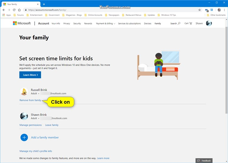 Add or Remove Adult Member for Microsoft Family Group in Windows 10-remove_adult_from_family-1.jpg