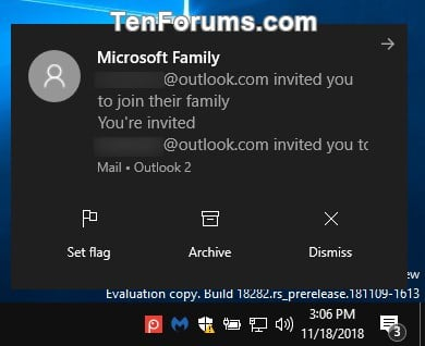 Add or Remove Adult Member for Microsoft Family Group in