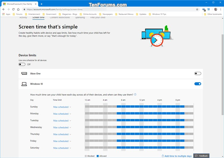 Manage Microsoft Family Settings for Child in Windows 10-screen_time.jpg