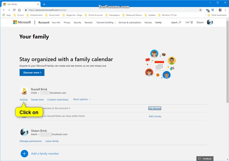 Manage and View Activity of Microsoft Family Child Member-manage_activity_family_settings_for_child-1.jpg