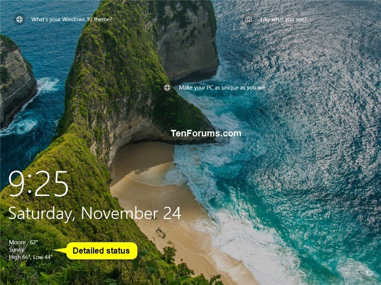 Choose Apps for Detailed and Quick Status on Windows 10 Lock Screen-lock_screen_detailed_status.jpg