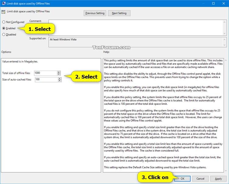 Name:  Offline_Files_Disk_Usage_Limits_gpedit-2.jpg Views: 38 Size:  110.9 KB