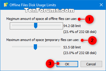 Change Offline Files Disk Usage Limits in Windows-offline_files_disk_usage_limits-3.png