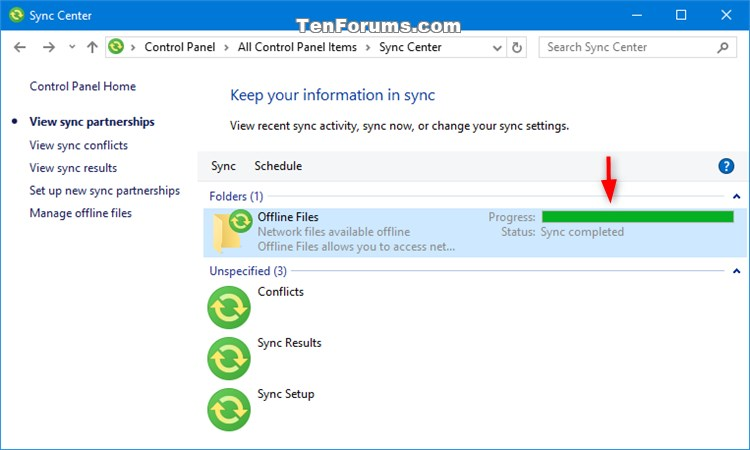 Manually Sync Offline Files in Windows-sync_center_sync_all-2.jpg