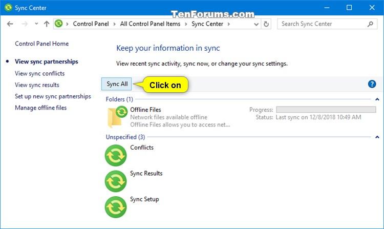 Manually Sync Offline Files in Windows-sync_center_sync_all-1.jpg